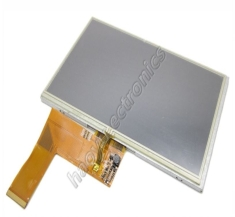7 inch 800x480 TFT LCD Display + Touch Panel, Standard 40 PIN